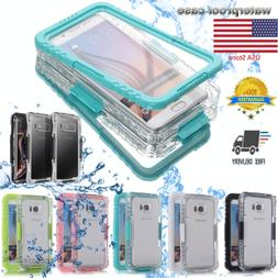Samsung Galaxy S10+ S9 Note 10 Plus 9 S7 8 Waterproof Shockp