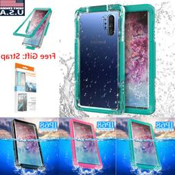 For Samsung Galaxy S10e S10 Note 9 8 10+ Plus Dirt Proof Wat