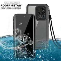 For Samsung Galaxy S20/Note 20 Ultra 5G/S20+ Plus Waterproof