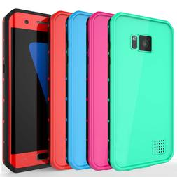For Samsung Galaxy S7 edge Waterproof Case Shockproof Dirtpr