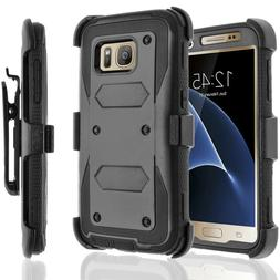 For Samsung Galaxy S7 Active Edge Phone Case, Heavy Duty Bel