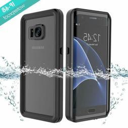 For Samsung Galaxy S7Edge Life Waterproof Military Grade Sho