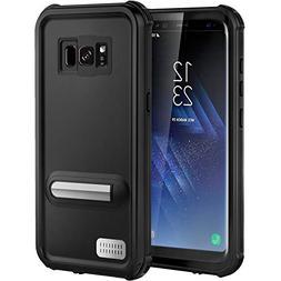 ASAKUKI Galaxy S8 Plus Waterproof Case - IP68 Certified Case