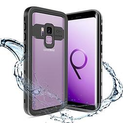 XBK Samsung Galaxy S9 Case, Waterproof Shockproof Case, Ultr