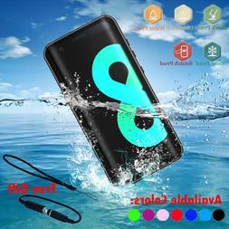 Samsung Galaxy S9 Note 8 S8+ 360 Full Waterproof Life Proof