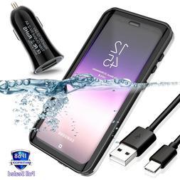 Samsung Galaxy S9 Note8 S8 Slim Waterproof Shockproof Dirt P