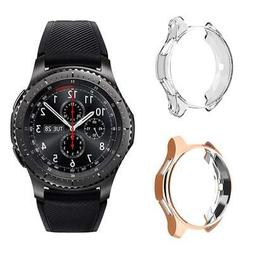 promo code a3eaf f9ff2 For Samsung Gear S3 Frontier 2 Pack Prot...