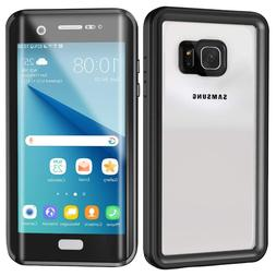 For Samsung S7 Edge Waterproof Case Support Wireless Chargin
