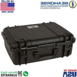 Seahorse SE-720 Waterproof Protective Hardcase without Foam