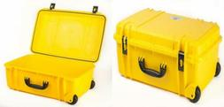 Seahorse SE-920 Protective Case Without Foam Yellow