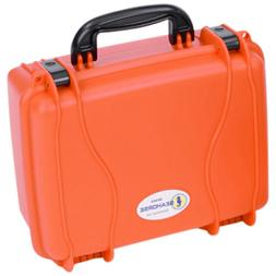 Seahorse SE520 Case w/ Foam Orange