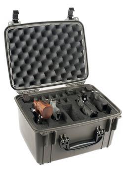 Seahorse SE540FP4 Waterproof Protective Pistol Case
