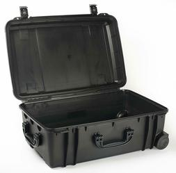 Seahorse SE920 Waterproof Hard Sided Locking Travel Case Wit