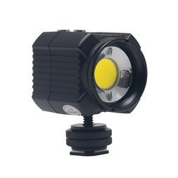 Mcoplus Sea Waterproof LED Light Scuba Diving camera underwa