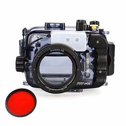 Seafrogs 40m/130ft Waterproof Underwater Camera Housing Case