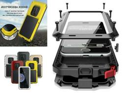 Shockproof Case Waterproof Metal Aluminum Armor Cover For Sa