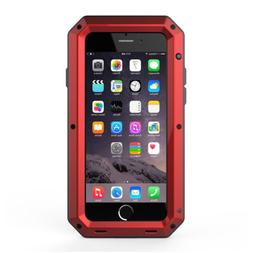 Shockproof Powerful Protection Metal PHONE CASE Cover for iP