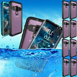 Shockproof Waterproof Case For Samsung Galaxy S9 / S9 Plus w
