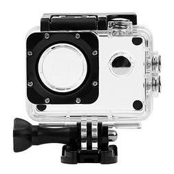 SHOOT 30m Waterproof Underwater Housing Case Shell Cover for