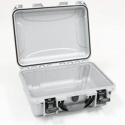 Silver Grey Nanuk 920 Case With Foam /& Pelican 1450 TSA Lock