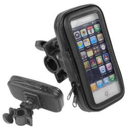 Simple 360°Rotatable Waterproof Holster Cover Case Bike Mou