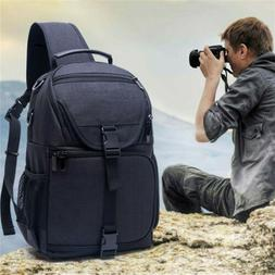 Single Sling Waterproof Camera Bag Case Backpack for Canon N