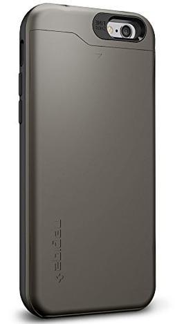 Spigen Slim Armor CS iPhone 6 Case with Slim Dual Layer Wall