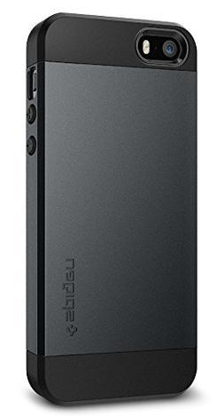 Spigen Slim Armor iPhone SE / 5S / 5 Case with Advanced Drop