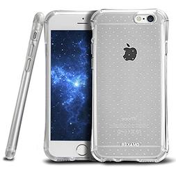 Omaker Slim Bumper Case with Soft Flexible TPU Material for