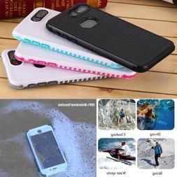 Slim Waterproof Dirt Shockproof Underwater Case Cover For iP