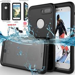 Slim Waterproof Shockproof Heavy Duty Hard Case Cover for iP