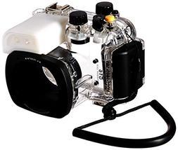 Polaroid SLR Dive Rated Waterproof Underwater Housing Case F