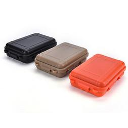 Small size!Outdoor Shockproof Waterproof Airtight Survival S