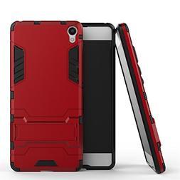 Sony Xperia XA Case,SinYong Dual Layer Hard PC Cover   TPU S