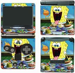 Spongebob Squarepants Buffet Burger Video Game Vinyl Decal S