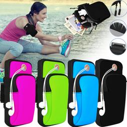 Sport Armband Running Jogging Arm Bag Case Gym Band Pouch Ho