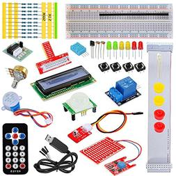 Tolako Starter Kit for Raspberry Pi 3, 2 & Model B+ T GPIO E