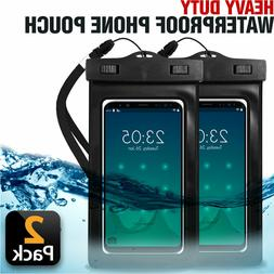 Swimming Waterproof Underwater Dry Bag Pouch Clear Cell Phon