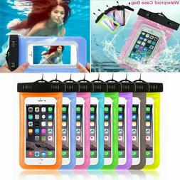 Swimming Waterproof Underwater Dry Pouch Arm Bag Case For iP