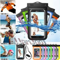Swimming Waterproof Underwater Pouch Bag Pack Dry Case for i