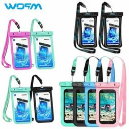 swimming waterproof underwater pouch bag pack dry