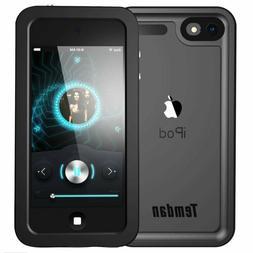 Temdan iPod Touch 7th 6th 5th Waterproof Premium Metal Case