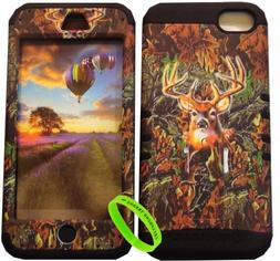 Cellphone Trendz  Apple iPhone 5C Camo Deer Hunter series on