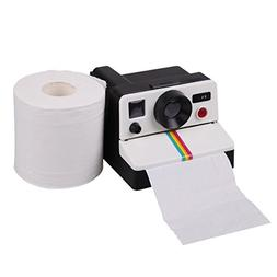 Funi Camera Toilet Paper Tissue Roll Holder Box,Toilet Paper