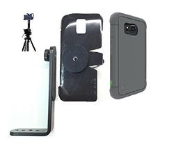 SlipGrip Tripod Mount For Samsung Galaxy S7 Active Using Bod