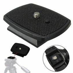 Tripod Quick Release Plate Screw Adapter Mount Head.For DSLR