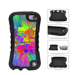 Trippy Let's Get Baked 2-Piece Dual Layer Phone Case Back Co