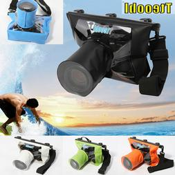 Waterproof Case Swimming Underwater Pouch Bag For Canon Niko
