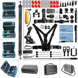 Ultimate 70in1 Combo for GoPro Accessories Kit Pack GoPro Mo