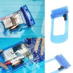 UnderWater Blue Waterproof Dry Pouch Bag Case Cover for All